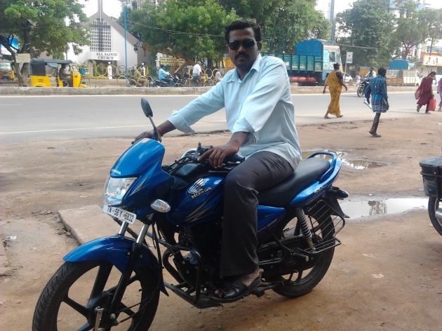 Jeya Kumar Chinnamuthu
